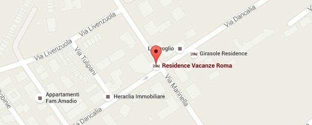 mappa_residence_vacanze_roma