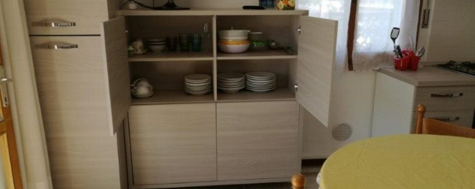 Small three-room apartment Residence Condominio Roma
